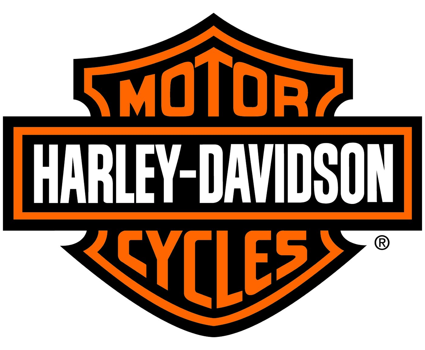Harley Davidson Logo Rides Without Words Winthrop