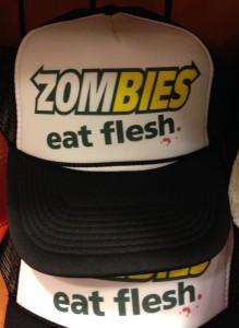 (Subway) Eat Flesh, an Effective Parody?