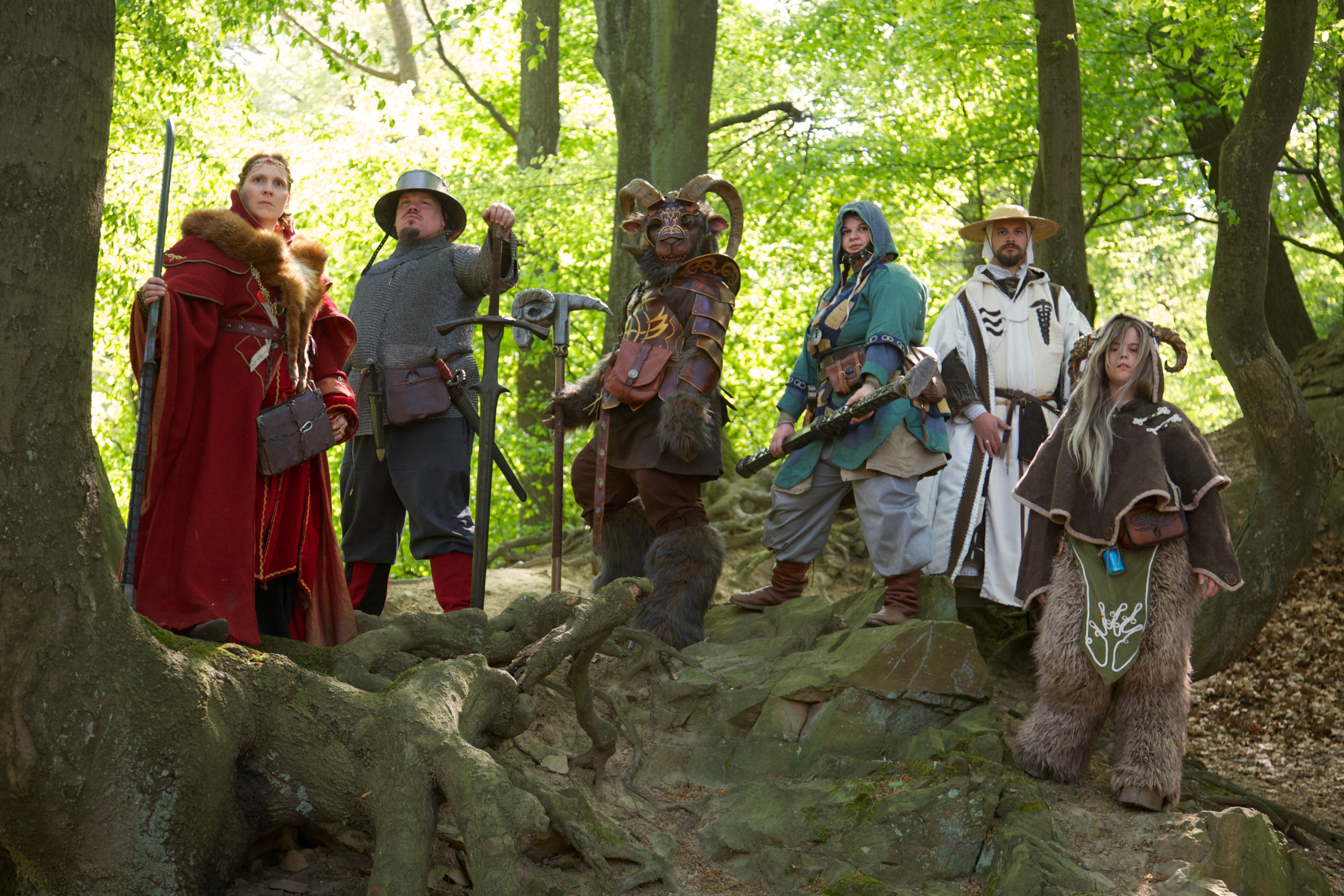 LARPing with Patent Trolls