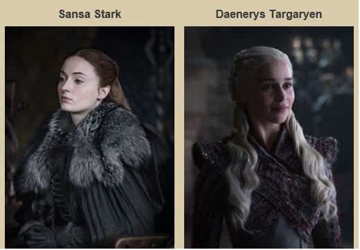 Will Daenerys Or Sansa Sit On The Iron Throne Duetsblog